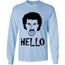 Lionel richie heather Long Sleeve