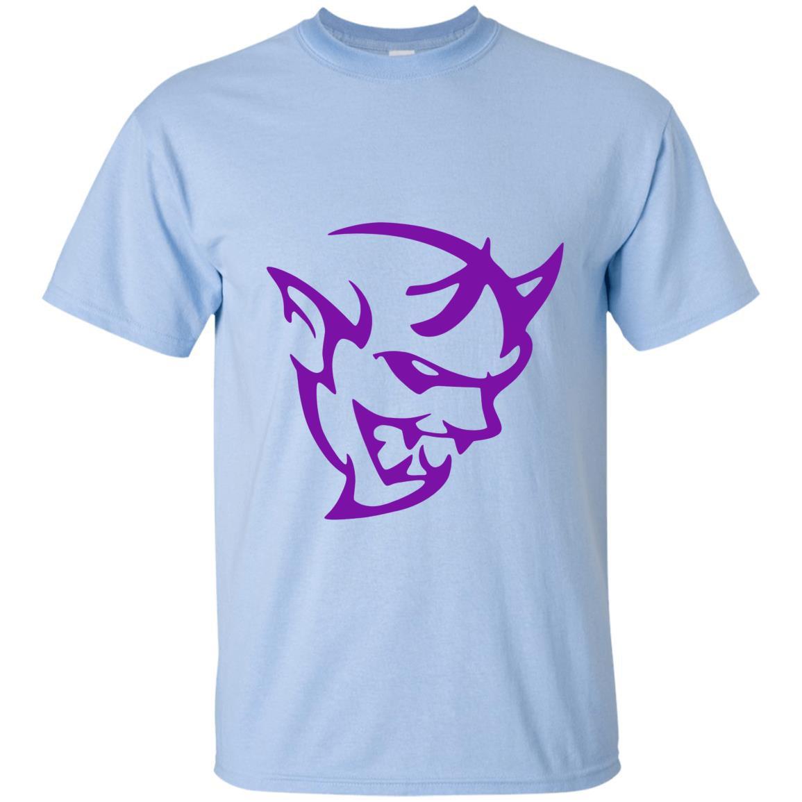 Srt demon dodge plum crazy T-shirt