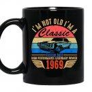 Classic 196950th birthday gift ideas Mug Black