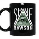 Shane dawson all seeing eye Mug Black