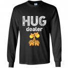 Hug dealercute giraffes hugging free hugs Long Sleeve