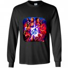 Marvel avengers endgame cotton Long Sleeve