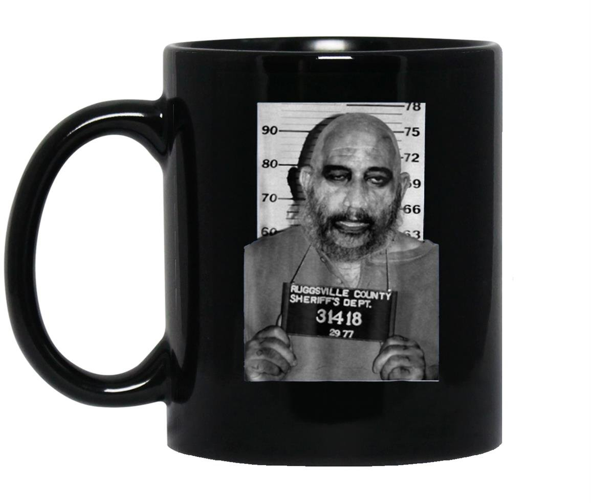 Captain prison spaulding jam mug Mug Black