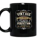 Classic 51st birthday gift vintage 1968 Mug Black