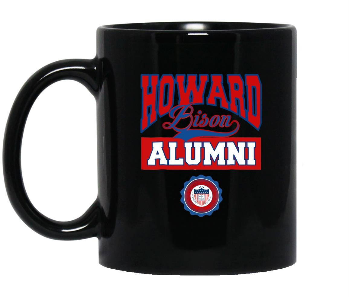 Howard hbcu university Mug Black