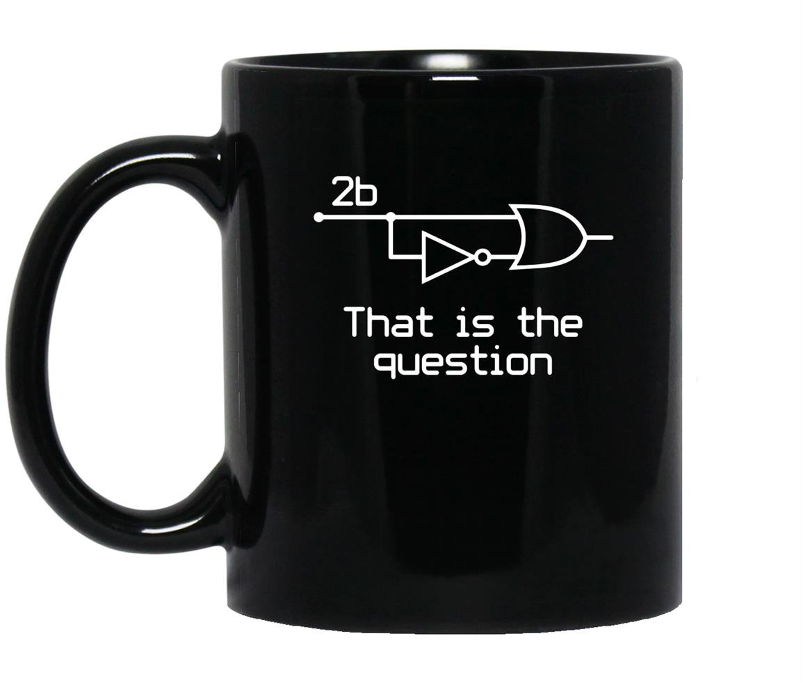 Electrical engineer circuit Mug Black