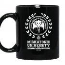 Miskatonic university cthulhu mythos lovecraft Mug Black