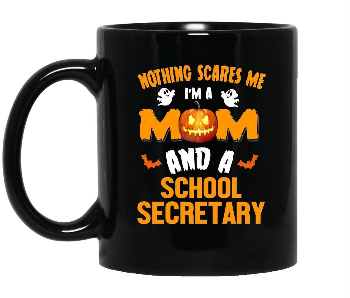And school secretary halloween costume job Mug Black