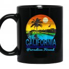 Premium vintage california republic cali life love la Mug Black