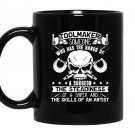 Toolmaker tool maker Mug Black
