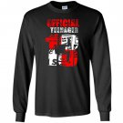 Official teenager 13 officially a teenager Long Sleeve