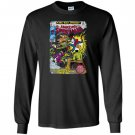 Spider man sinister graphic Long Sleeve