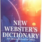 Webter's Spanish English Dictionary