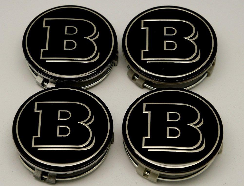 Mercedes benz brabus wheel center caps logo car wheel rim for Mercedes benz payment center