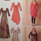 Simplicity Sewing Pattern 1623 0236 Ladies Misses Dress Size 20W-28W Uncut