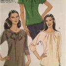 Vogue Sewing Pattern 8534 Ladies Misses Tops Size 6-12 Uncut