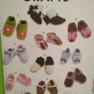 McCalls Sewing Pattern 6342 Baby / Infant Shoes Boots Size S-L Uncut