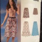 New Look Sewing Pattern 6054 Ladies / Misses Skirts Size 4-16