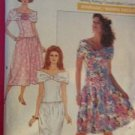 Butterick Sewing Pattern 6444 Ladies / Misses Dress Size 6-10 Uncut