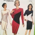 Vogue Sewing Pattern 8536 Misses Ladies Dress Size 8-12 Uncut