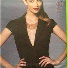 Vogue Sewing Pattern 1265 Ladies Misses Dress Size 6-14 Pamella Roland