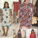 Simplicity Sewing Pattern 2968 Ladies / Misses Dress Tunic Bag Size 6-14