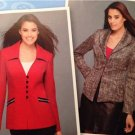 Simplicity Sewing Pattern 1781 Misses Ladies Jacket Size 14-22 Uncut