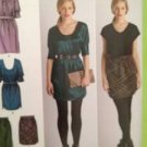 Simplicity Sewing Pattern 2305 Misses / Ladies Dress Skirt Purse Size 4-12 Uncut