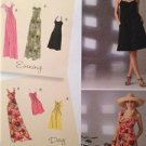 Simplicity Sewing Pattern 2362 Misses Dress Three Lengths Size 14-22 Uncut