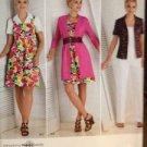 Simplicity Sewing Pattern 2417 Ladies / Misses Dress Pants Shirt Size 6-14 Uncut