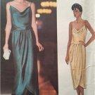 Vogue Sewing Pattern 1137 Misses Ladies Dress Size 8-12 Kasper Uncut