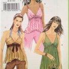 Vogue Sewing Pattern 8155 Ladies Misses Tops Size 12-16 Uncut