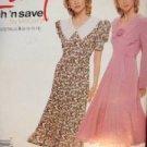 McCalls Sewing Pattern 7756 Ladies / Misses Dress Uncut Size 8-14