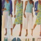 Simplicity Sewing Pattern 4193 Ladies / Misses Dress Top Skirt Size 20W-28W UC