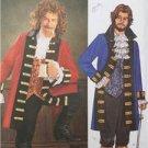 Butterick Sewing Pattern 0379 3894 Mens Pirate Costume Size XS-M Uncut