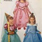 Butterick Sewing Pattern 4599 Girls Childs Princess Costumes Size 2-6X Uncut