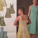 Simplicity Sewing Pattern 4570 Girls Special Occasion Dress Size 81/2-161/12 UC