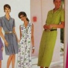Simplicity Sewing Pattern 7591 Ladies / Misses Dress Size 8-12 Uncut