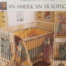 McCalls Sewing Pattern 3630 An American Tradition  Quilt Bumper Stacker Uncut