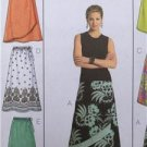 Butterick Sewing Pattern 4803 Ladies Misses Skirts Size 8-14 Uncut