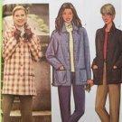 Butterick Sewing Patern 3577 Misses Ladies Jacket Pants Size 12-16 Uncut