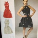McCalls Sewing Pattern 6463 Ladies / Misees Lined Dress Size 12-20 Uncut