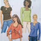 Butterick Sewing Pattern 4739 Misses Ladies Shrug and Top Size 6-12
