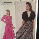 Simplicity Sewing Pattern 8163 Misses / Ladies Dress Size 10 Uncut