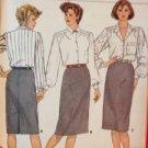 Butterick Sewing Pattern 3471  Ladies / Misses Skirt Size 14 Uncut