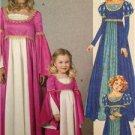 McCalls Sewing Pattern 6141 Misses Renaissance Costume Size S-XL UC Historical