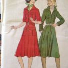 Sewing Pattern No 2104 Style Ladies Dresses Size 12