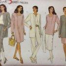 Vogue Sewing Pattern 1100 Ladies / Misses Dress Top Skirt Pants Size 6-10 Uncut