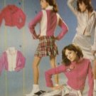 Burda Sewing Pattern 8249 Misses Jacket Size 10-22 Uncut
