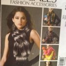 McCalls Sewing Pattern 6666 Fashion Accessories Neck Wraps